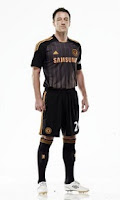 Chelsea 2010-2011 away kit revealed
