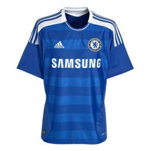 New Chelsea 2011-2012 Home Kit Goes Sale