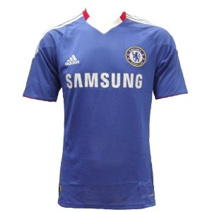 Chelsea 2010-2011 home kit revealed