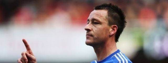 john terry vs arsenal 2012