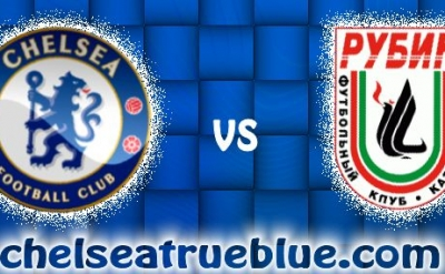 Chelsea vs Rubin Kazan Europa league quarter-final first leg
