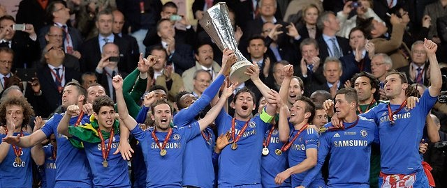 Benfica vs Chelsea: Highlights and Celebrations – Europa League Final 2013