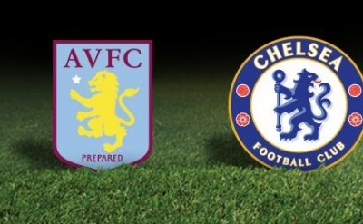 Aston Villa vs Chelsea 2012-2013