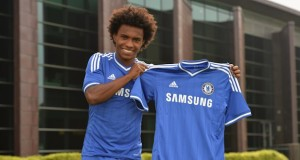 Chelsea Willian transfer 2013