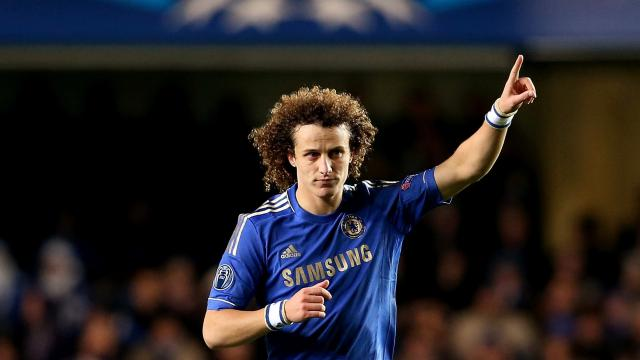 David Luiz Barcelona rumours