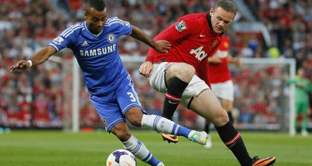 Manchester United 0-0 Chelsea 2013