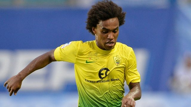 Willian chelsea links