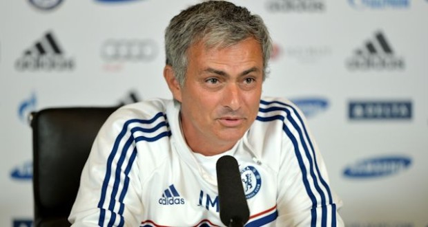 Chelsea manager Jose Mourinho pre-match press conference Hull city