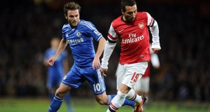 Juan Mata vs Arsenal 2013 Capital One cup