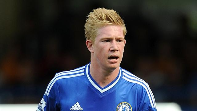 Kevin De Bruyne January move 2013 Chelsea transfer rumours