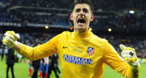 Thibaut Courtois Barcelona interest Chelsea 2013