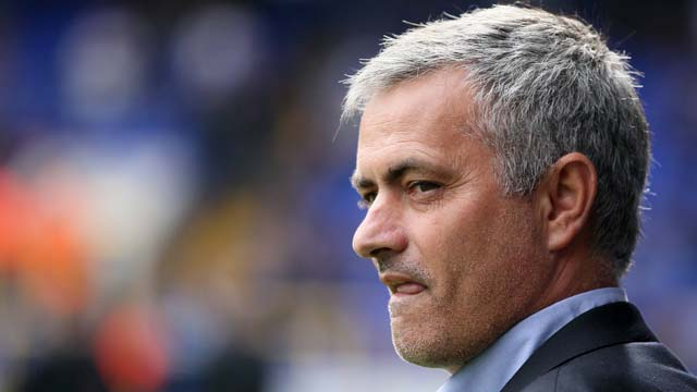 Chelsea vs Newcastle United 2013 Jose Mourinho