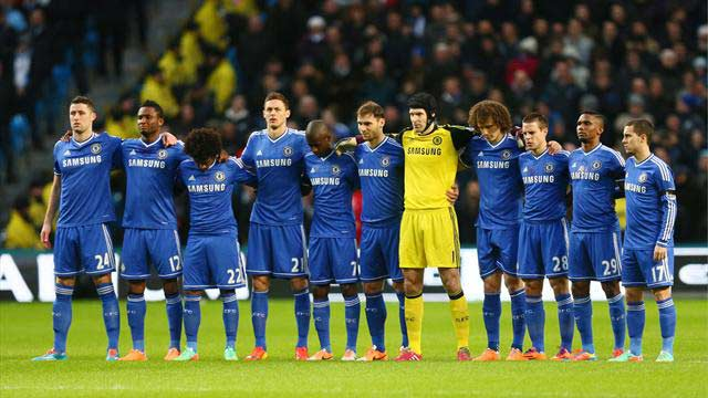 Chelsea vs Galatasaray Champions League 2014