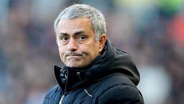 Jose Mourinho downplay Chelsea title hopes