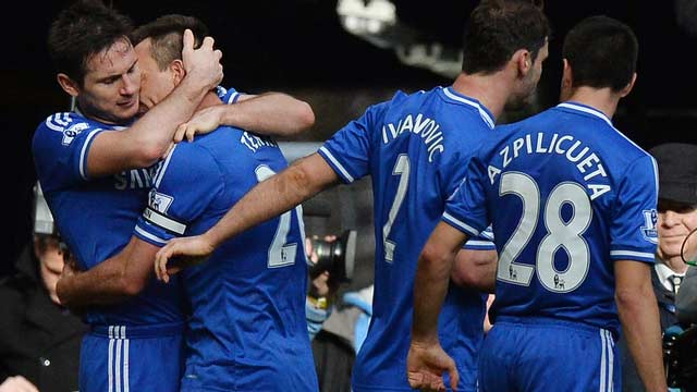 chelsea vs everton 2014