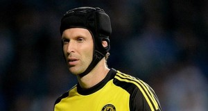 Petr Cech injury Atletico Madrid champions league semi-final 2014
