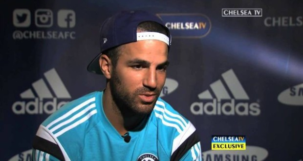 Cesc Fabregas Chelsea interview