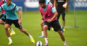Diego Costa Chelsea training