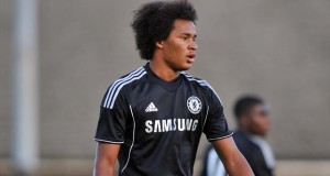 Izzy Brown Chelsea youth 2014