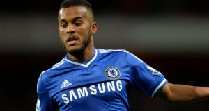 Ryan Bertrand Chelsea 2014