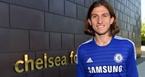 Filipe Luis First interview Chelsea transfer
