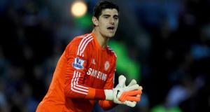 Thibaut Courtois Chelsea contract 2014