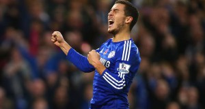 Eden Hazard new contract Chelsea 2015