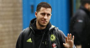 Chelsea Eden Hazard fit 2017