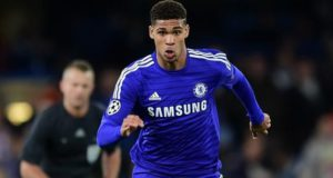 Ruben Loftus-Cheek Chelsea 2017