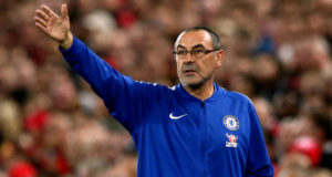 Maurizio Sarri Chelsea 2018