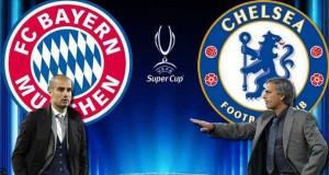 Chelsea vs Bayern Munich UEFA Super Cup 2013