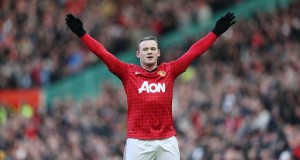 Wayne Rooney van Persie