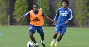 Eto'o Chelsea Everton 2013