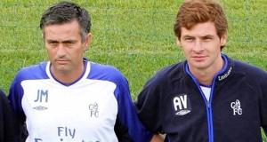 Jose Mourinho Andre Villas-Boas Tottenham Chelsea 2013