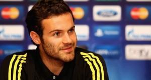 Juan Mata Chelsea stay 2013