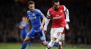 Juan Mata vs Arsenal 2013 Capital One cup