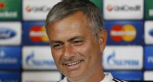 Jose Mourinho Chelsea FC Basel 2013
