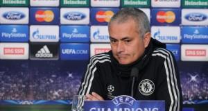 Jose Mourinho FC Basel rotation 2013