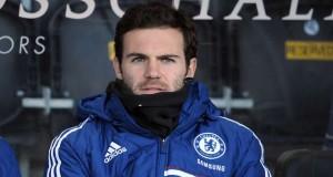 Juan Mata Manchester United Chelsea 2014