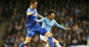 Nemanja Matic vs Manchester city Chelsea 2014