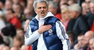 Jose Mourinho Chelsea crest pump