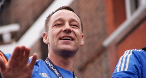 Chelsea captain John Terry new contract 2014