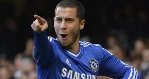 Eden Hazard Chelsea transfer rumours 2014