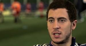 Eden Hazard Chelsea PSG transfer rumours 2014