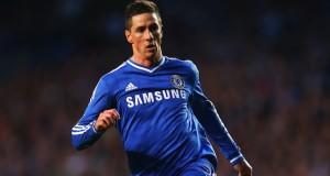 Fernando Torres Chelsea 2014