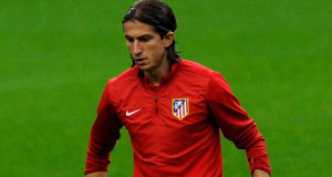 Filipe Luis Atletico Madrid 2014 Chelsea