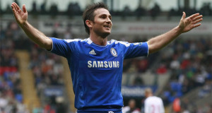 Frank Lampard Chelsea exit 2014