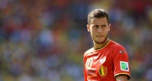 Eden Hazard Belgium World Cup 2014