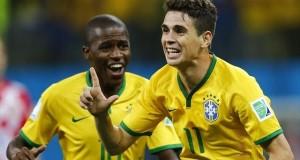 Oscar Brazil Croatia 3-1 Chelsea