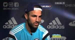 Cesc Fabregas Chelsea interview